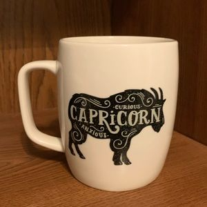 Zodiac Capricorn Coffee Mug Threshold